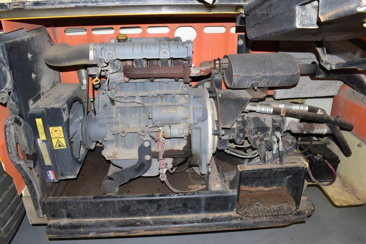 10010 JLG 4394 RT - Diesel, 2006, pouze 2154 mth