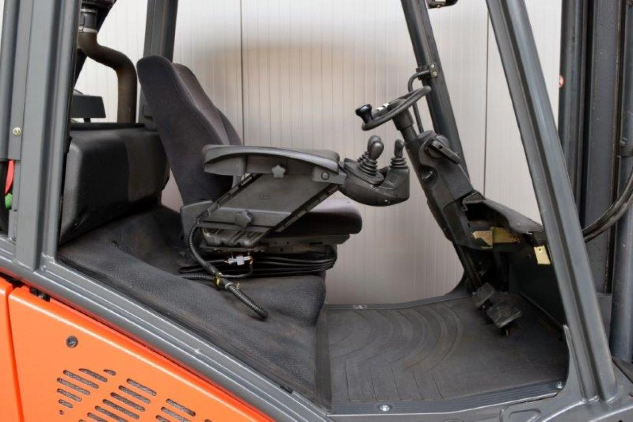 11606 LINDE H 30 T - LPG, 2008, BP