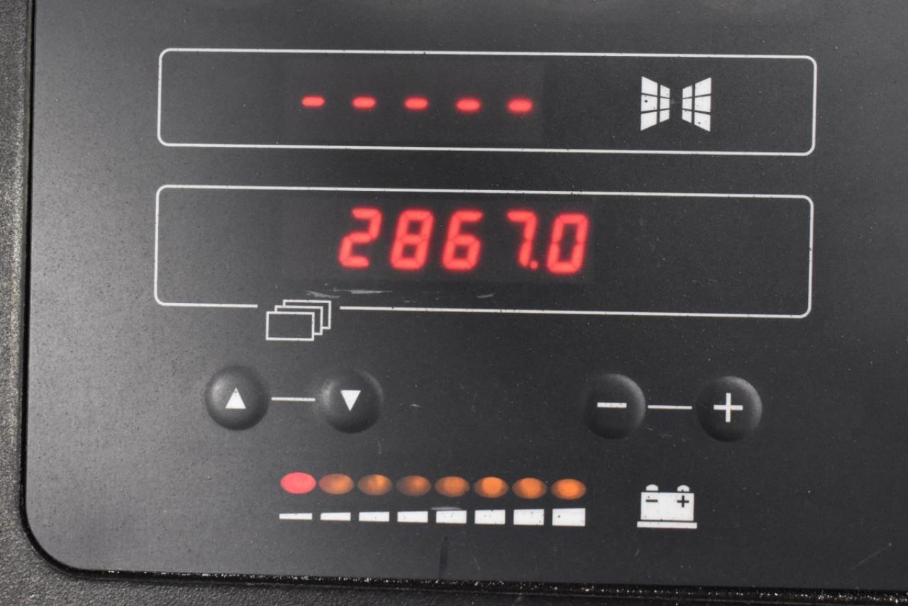 16484 STILL FM 14 I - AKU, Retrak, 2004, BP, Volný zdvih, Triplex, pouze 2783 mth