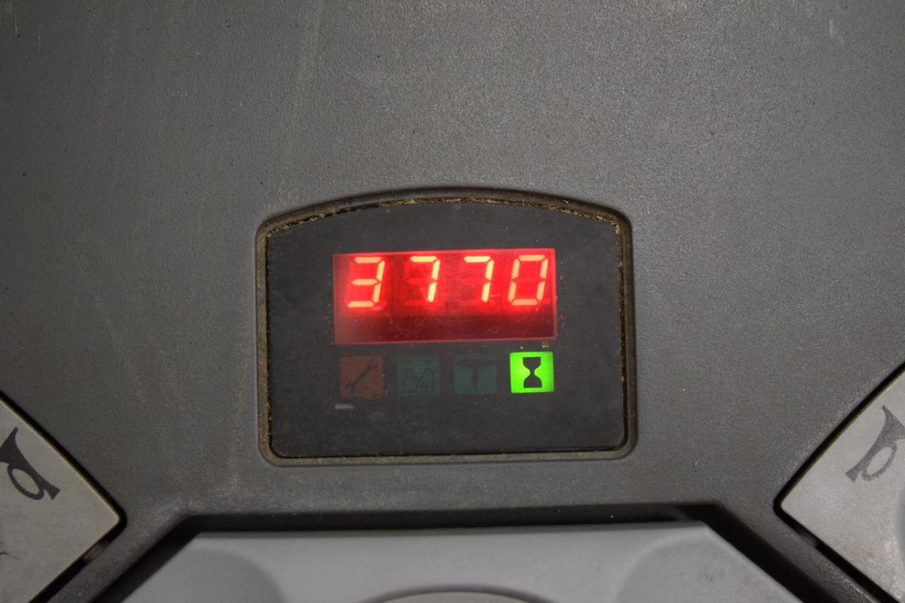 18125 BT SPE 125 - AKU, 2006, volný zdvih, Triplex, pouze 3945 mth