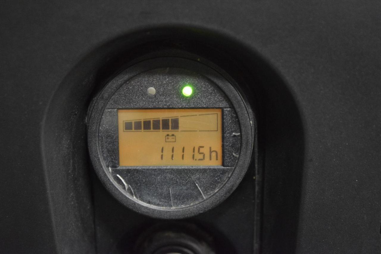 19829 STILL EXV 10 - AKU, 2013, pouze 1146 mth