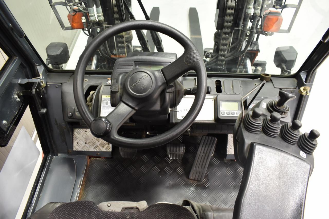 20375 TOYOTA 42-7FDA50 - Diesel, 2008, Kabina, BP+HSV, pouze 2338 mth