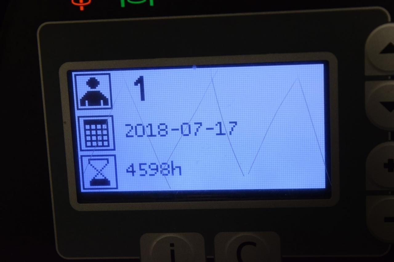 21807 BT RRE 160 - AKU, Retrak, 2010, BP, volný zdvih, Triplex, pouze 4598 mth,  ZADÁNO