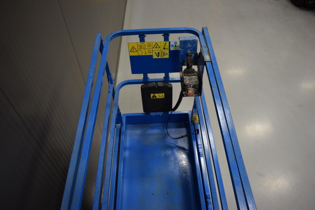 22569 GENIE GS-2632 - AKU, 2007, pouze 242 mth
