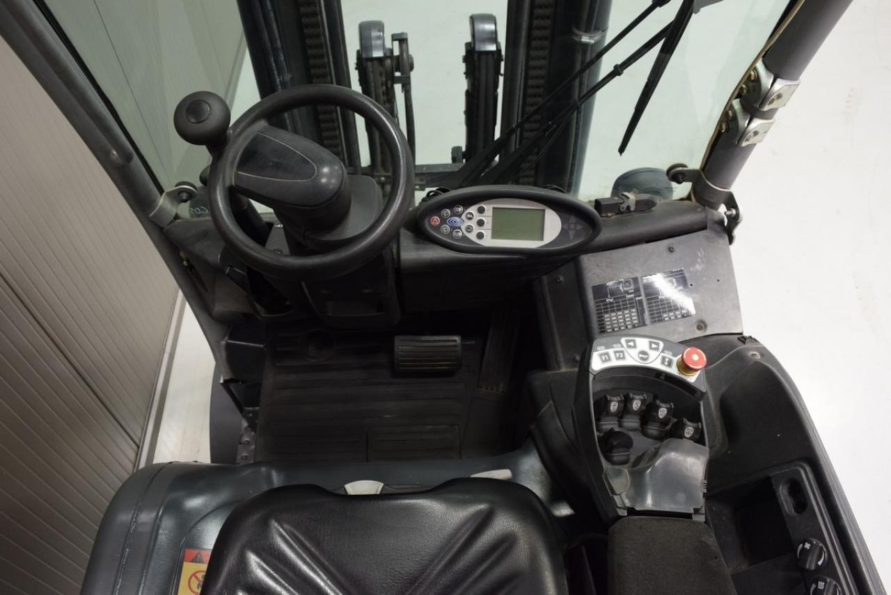 22605 STILL RX 60-45 - AKU, 2010, BP, volný zdvih, Triplex,  BAT 2019