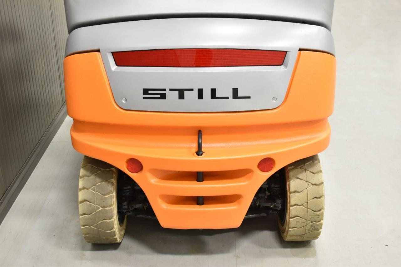 22882 STILL RX 20-16 P - Battery, 2008, SS, Free lift, TRIPLEX, BATT 2014