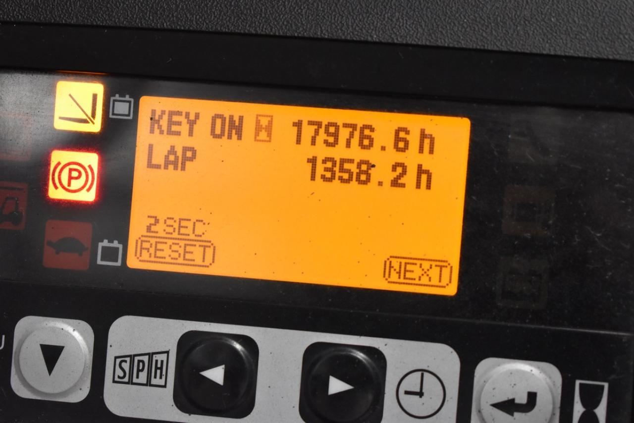 24201 TOYOTA 8FBET18 - AKU, 2012, BP