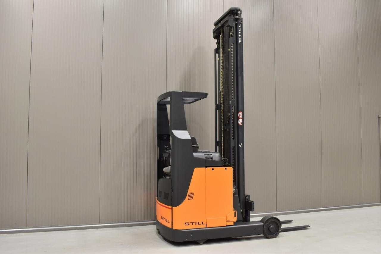 24367 STILL FM 14 - Battery, Reach truck, 2005, SS, Drive-in, Free lift, TRIPLEX, only 6170 hrs