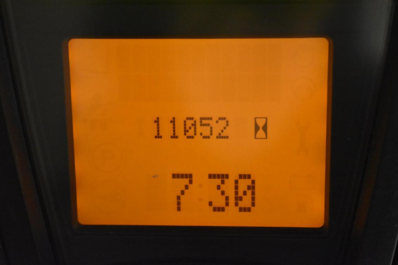 24863 LINDE E 16 PH-01 - Battery, 2010, SS, Free lift,  BATT 2020