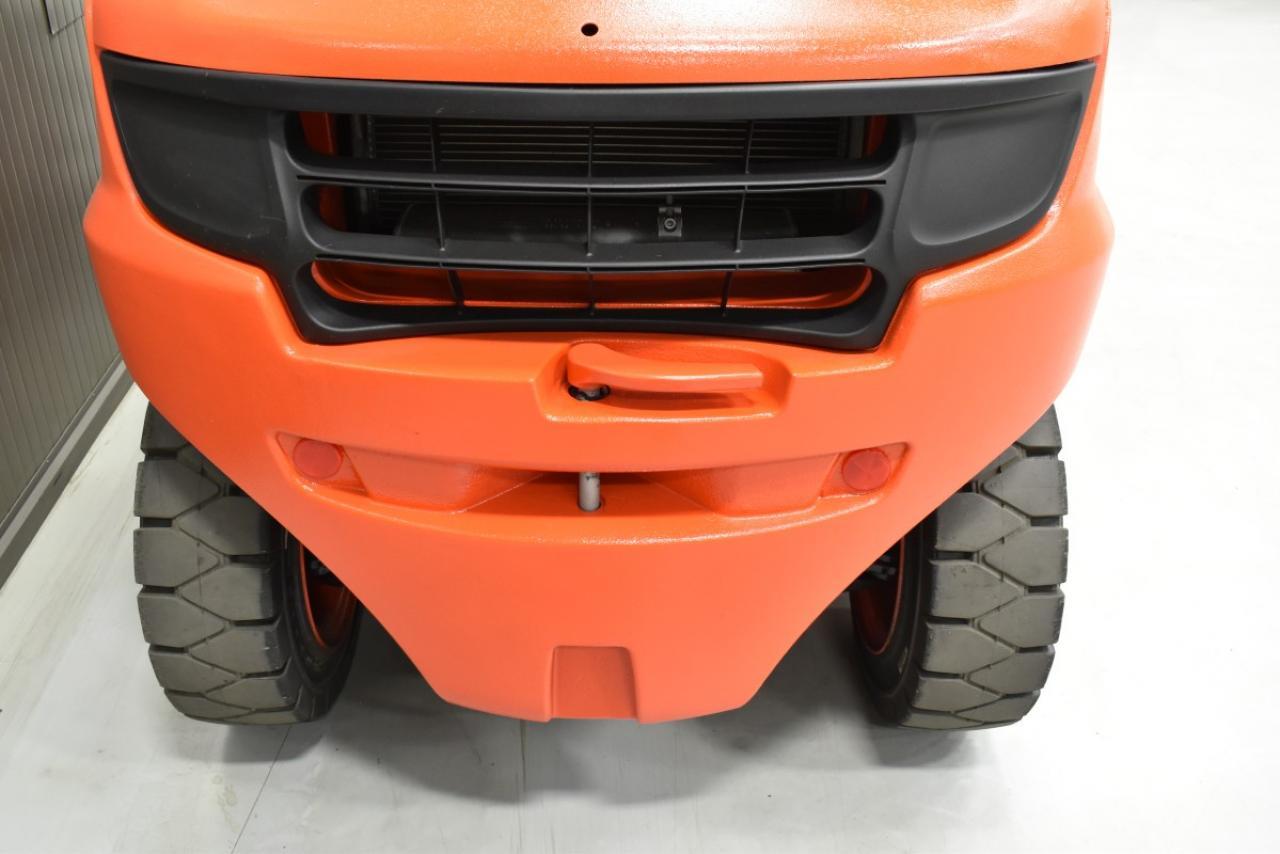 24913 LINDE H 50 T-01 - LPG, 2012, polokabina, BP