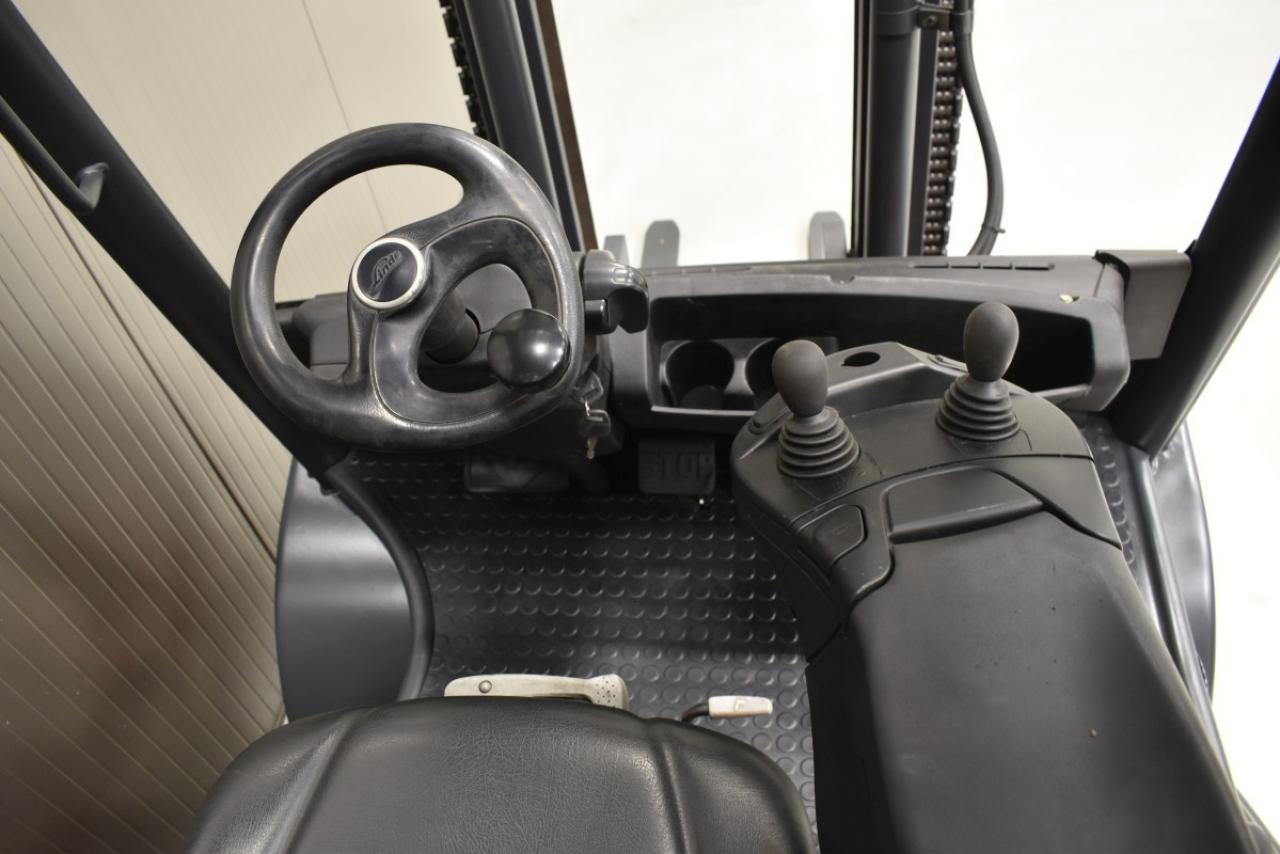 25791 LINDE H 50 D-02 - Diesel, 2013, SS