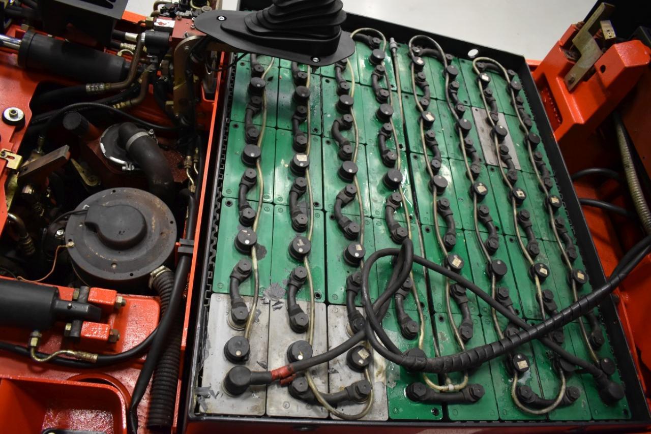 26215 LINDE E 30/02 - AKU, 2007, Kabina, BP, BAT 2012