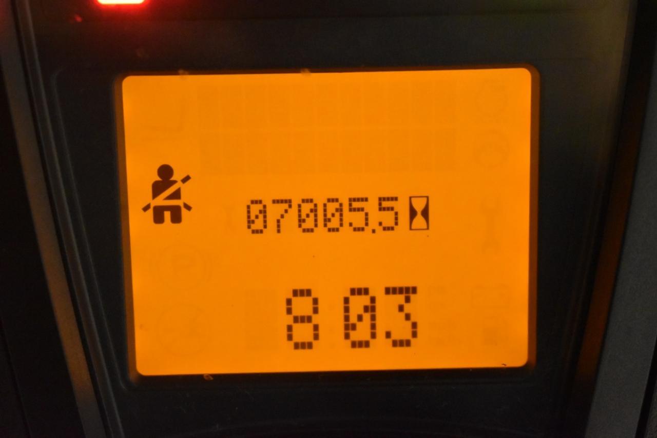 26225 LINDE H 16 T-01 - LPG, 2015, polokabina, BP, pouze 7003 mth