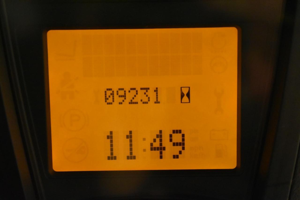 26466 LINDE E 16 H-01 - AKU, 2013, Kabina, BP, volný zdvih, Triplex,  ZADÁNO