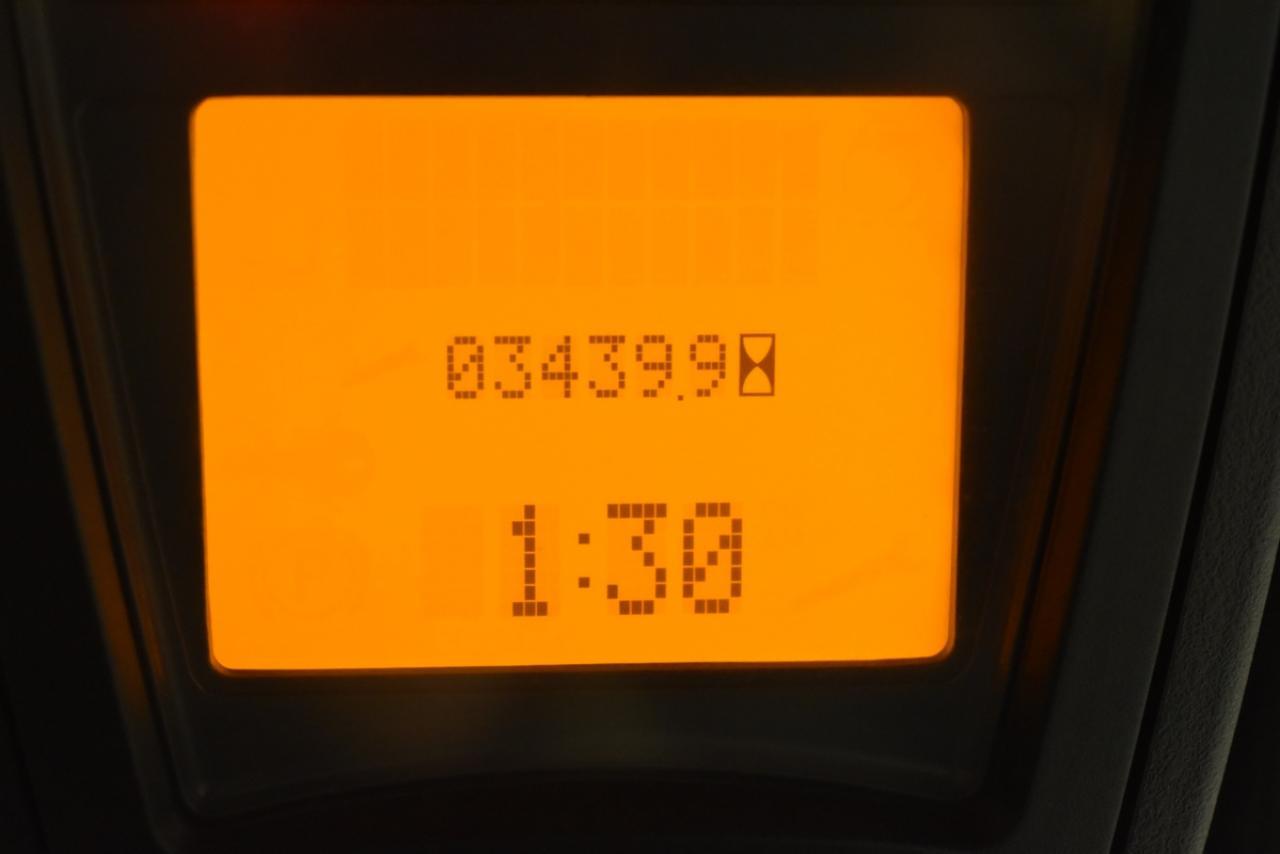 LINDE H 18 T - LPG, 2009, BP, pouze 3437 mth