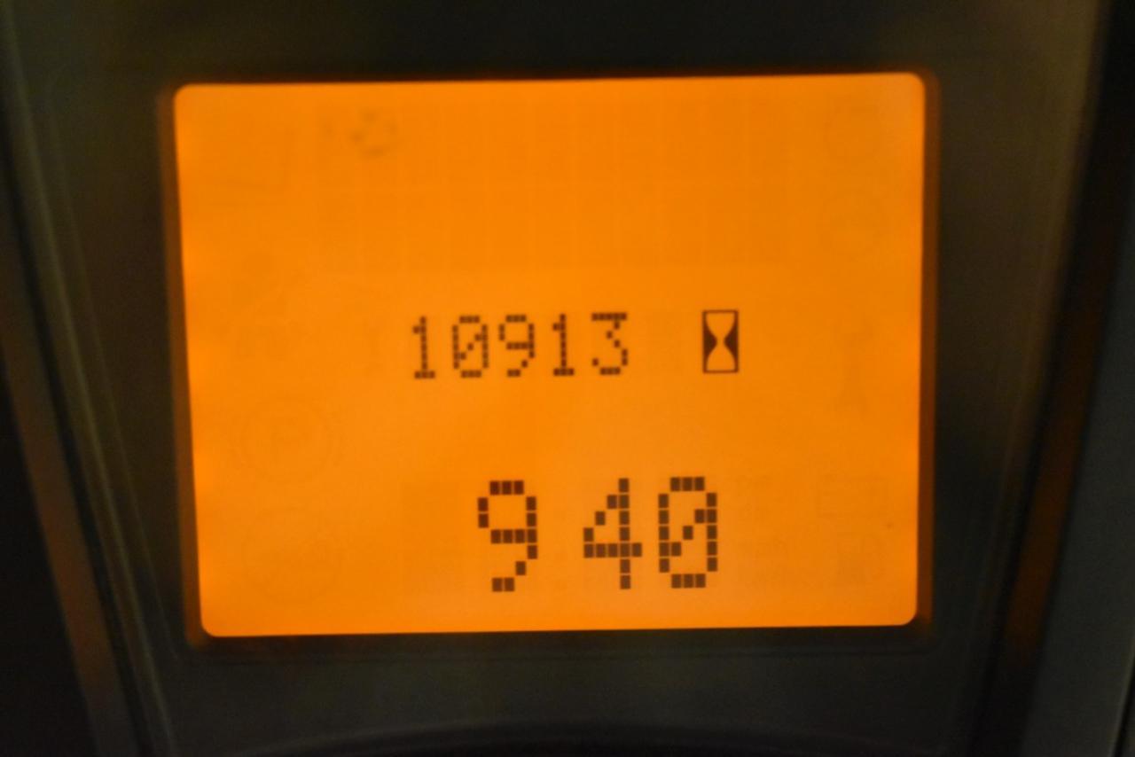 26520 LINDE E 16 L-01 - AKU, 2013, BP, volný zdvih