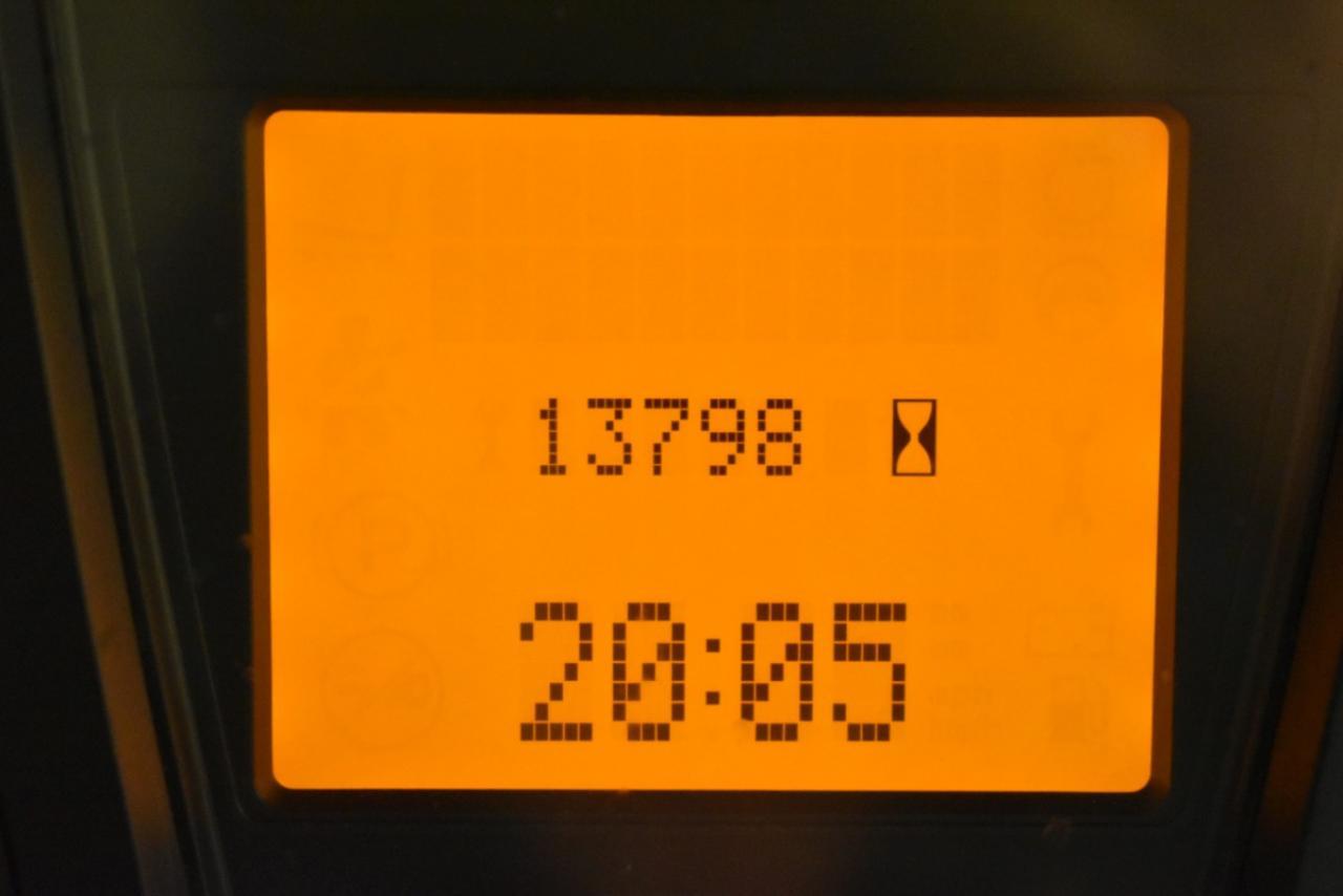 26521 LINDE E 16 L-01 - AKU, 2013, BP, volný zdvih, BAT 2014