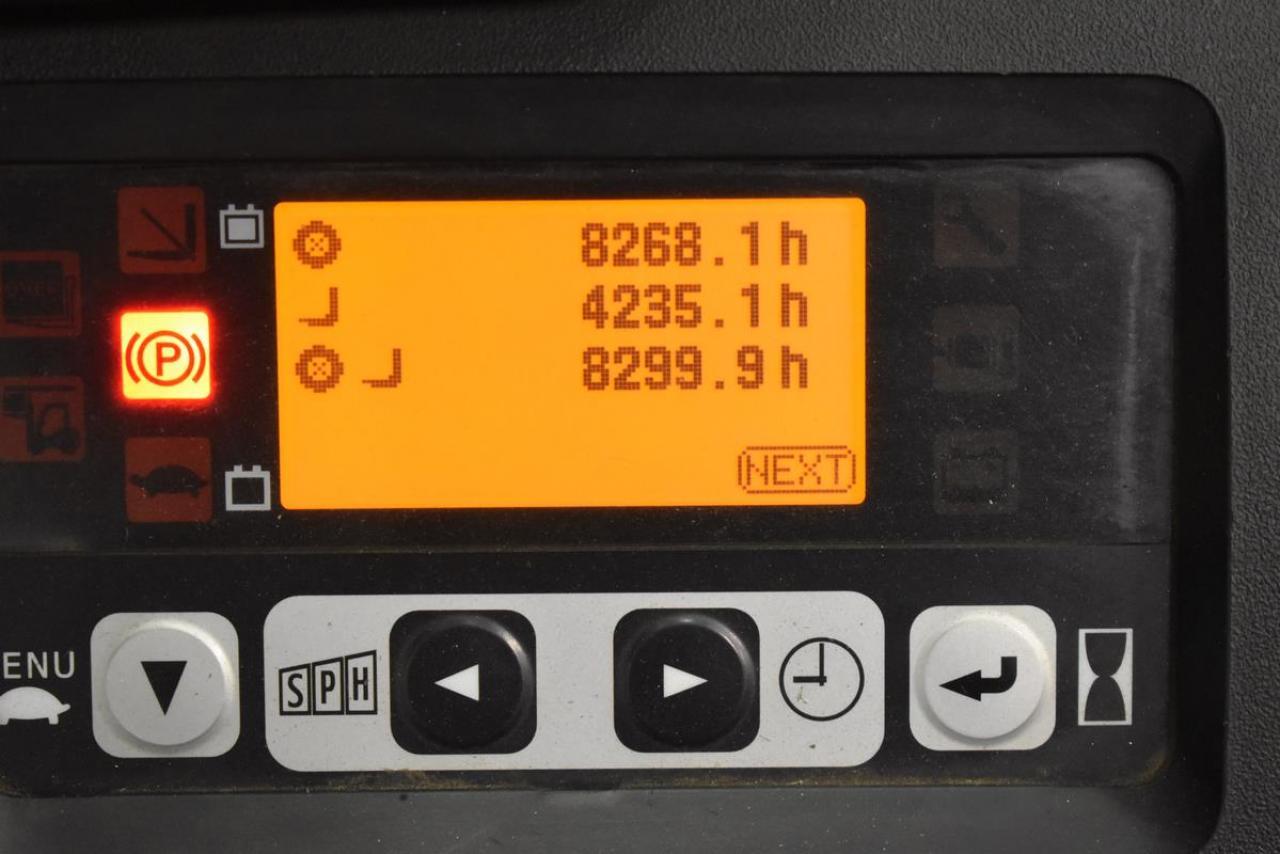 TOYOTA 8FBMT20 - AKU, 2013, BP, volný zdvih