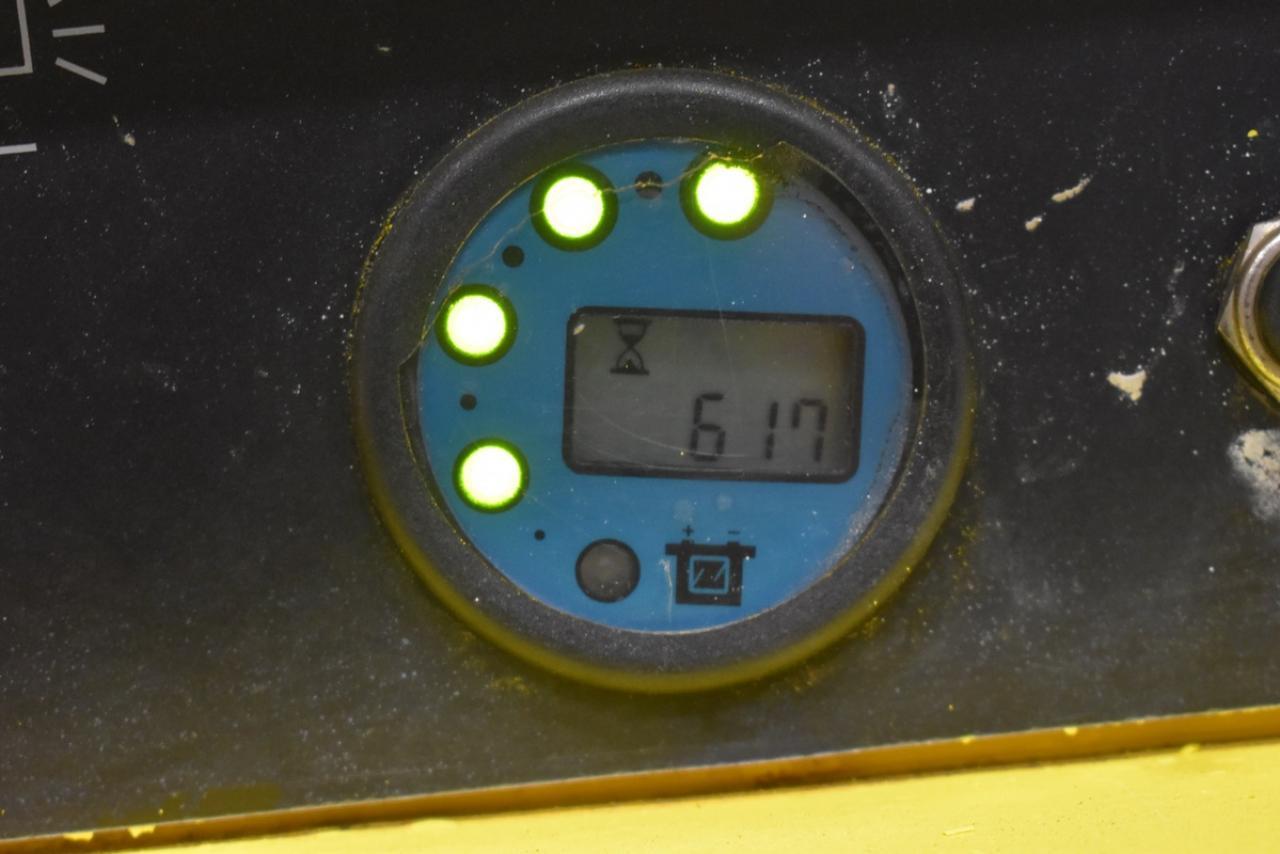 26940 HAULOTTE COMPACT 10 - AKU, 2008, pouze 670 mth