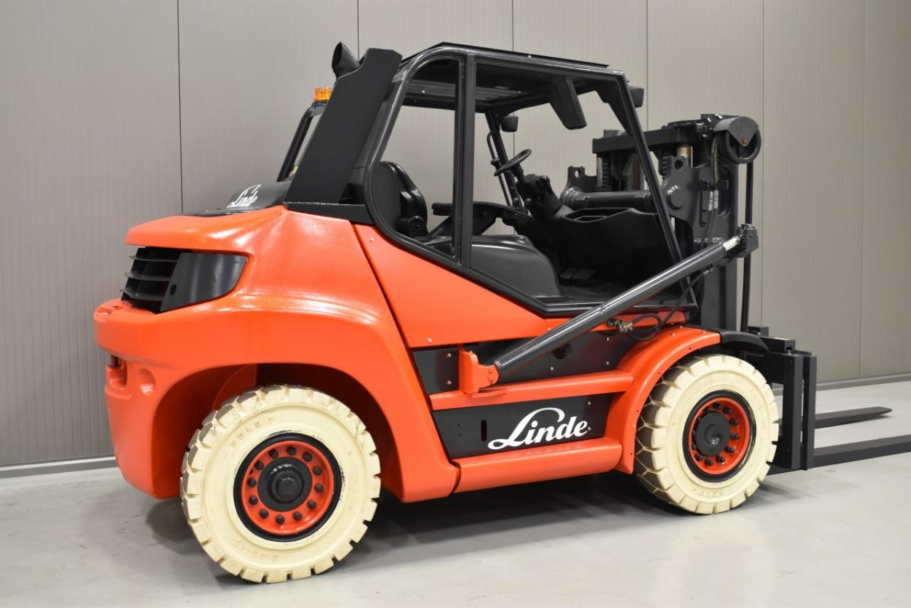 27057 LINDE H 70 D-01 - Diesel, 2012, pouze 987 mth