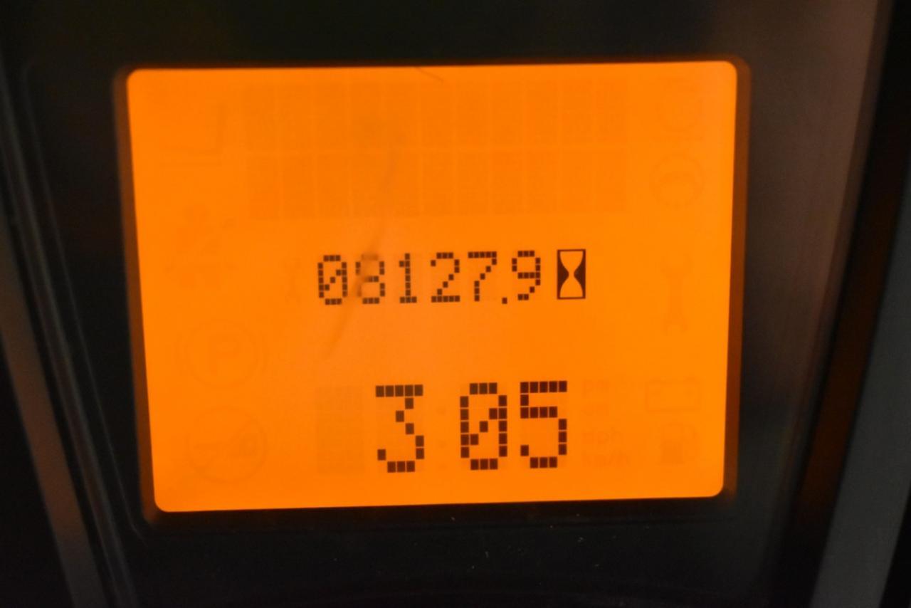 27559 LINDE H 40 D-01 - Diesel, 2011, kabína, BP