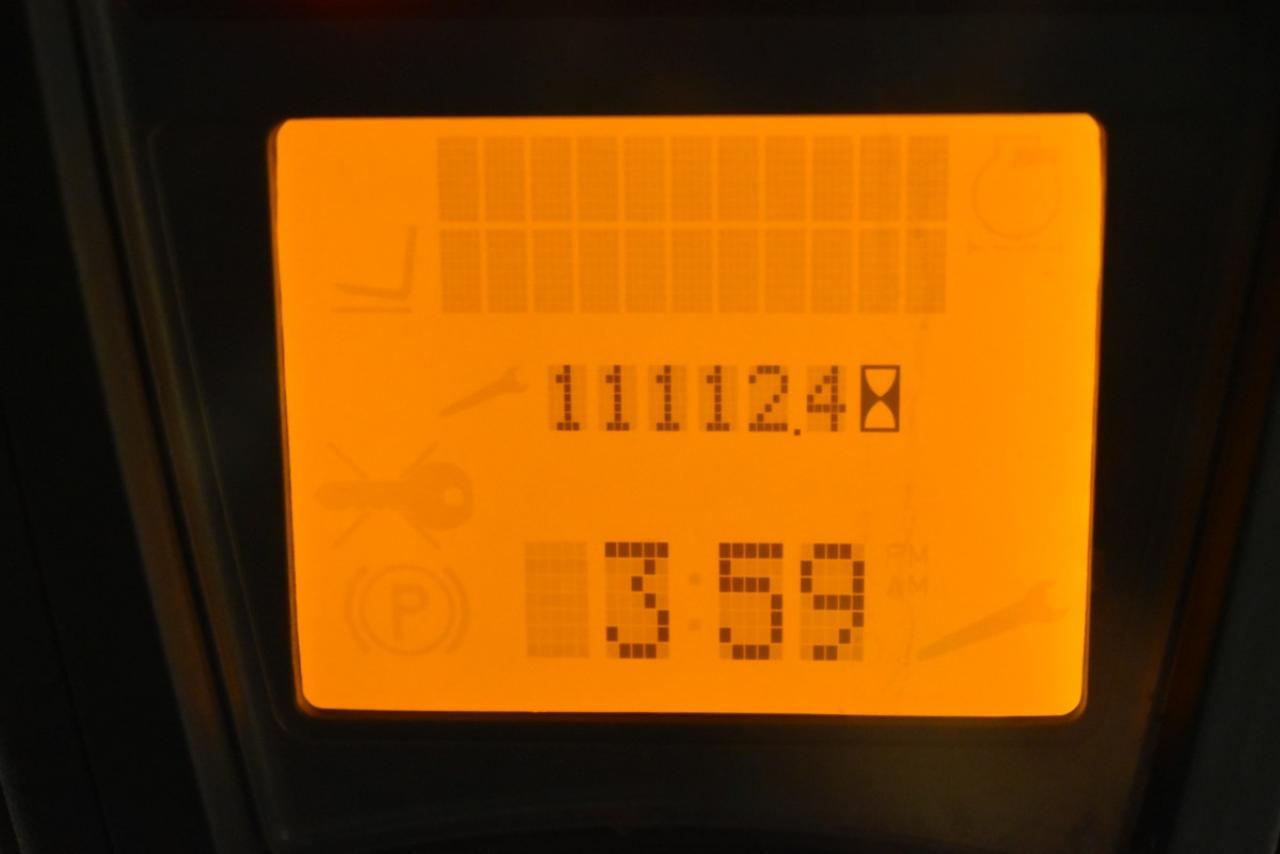 27908 LINDE H 16 T - LPG, 2008, Kabina