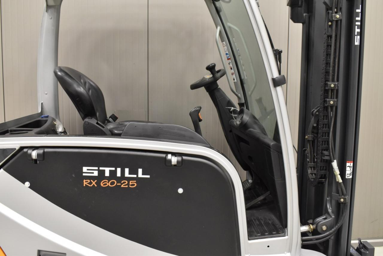 27929 STILL RX 60-25 - AKU, 2014, BP, volný zdvih