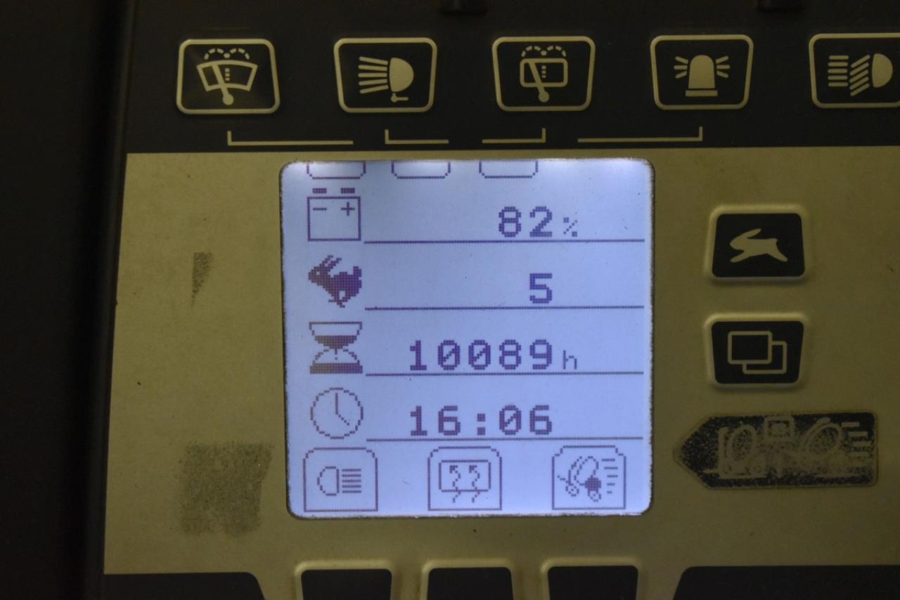 28029 STILL RX 60-50 - AKU, 2008, kabína, BP, voľný zdvih, TRIPLEX,  BAT 2015