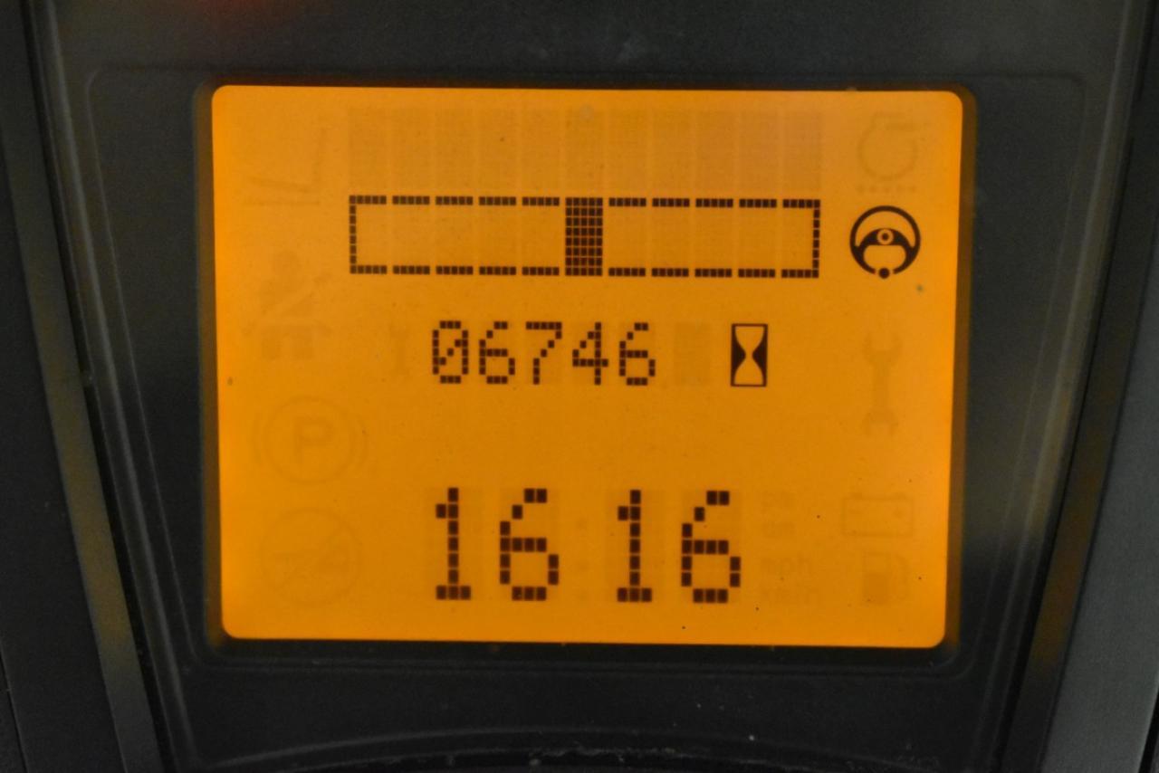 28117 LINDE E 16-01 - AKU, 2012, BP, volný zdvih, pouze 6741 mth