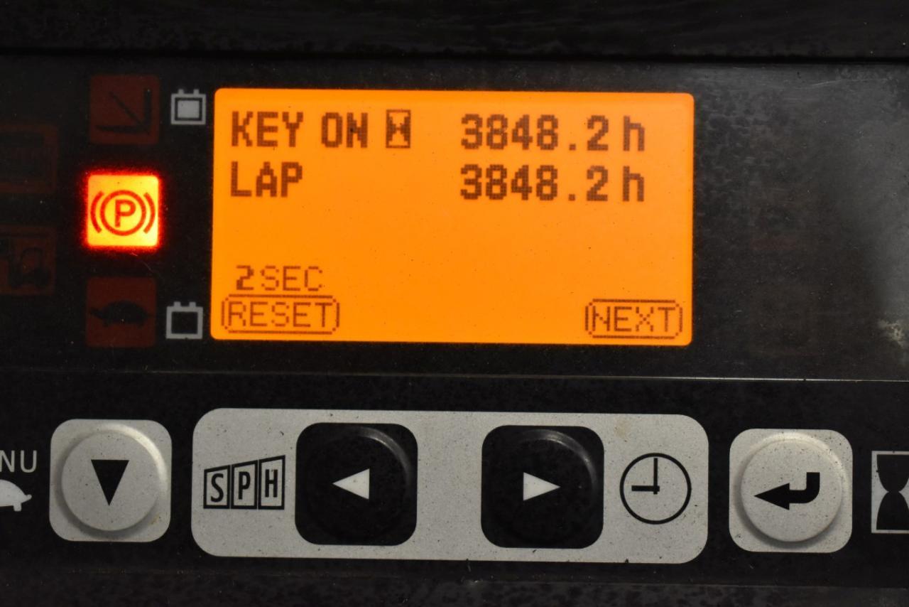 28314 TOYOTA 8FBMT16 - AKU, 2014, BP, pouze 2385 mth