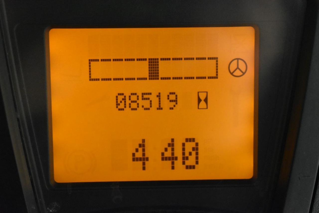 28846 LINDE E 16 L-00 - AKU, 2007, BP, volný zdvih,  BAT 2013