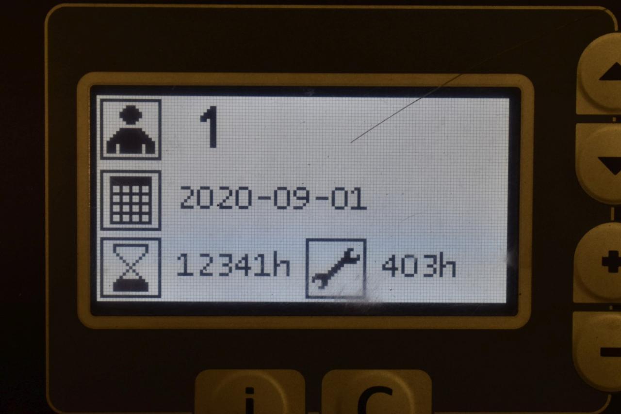 28918 BT RRE 160 - AKU, Retrak, 2013, BP, volný zdvih, Triplex