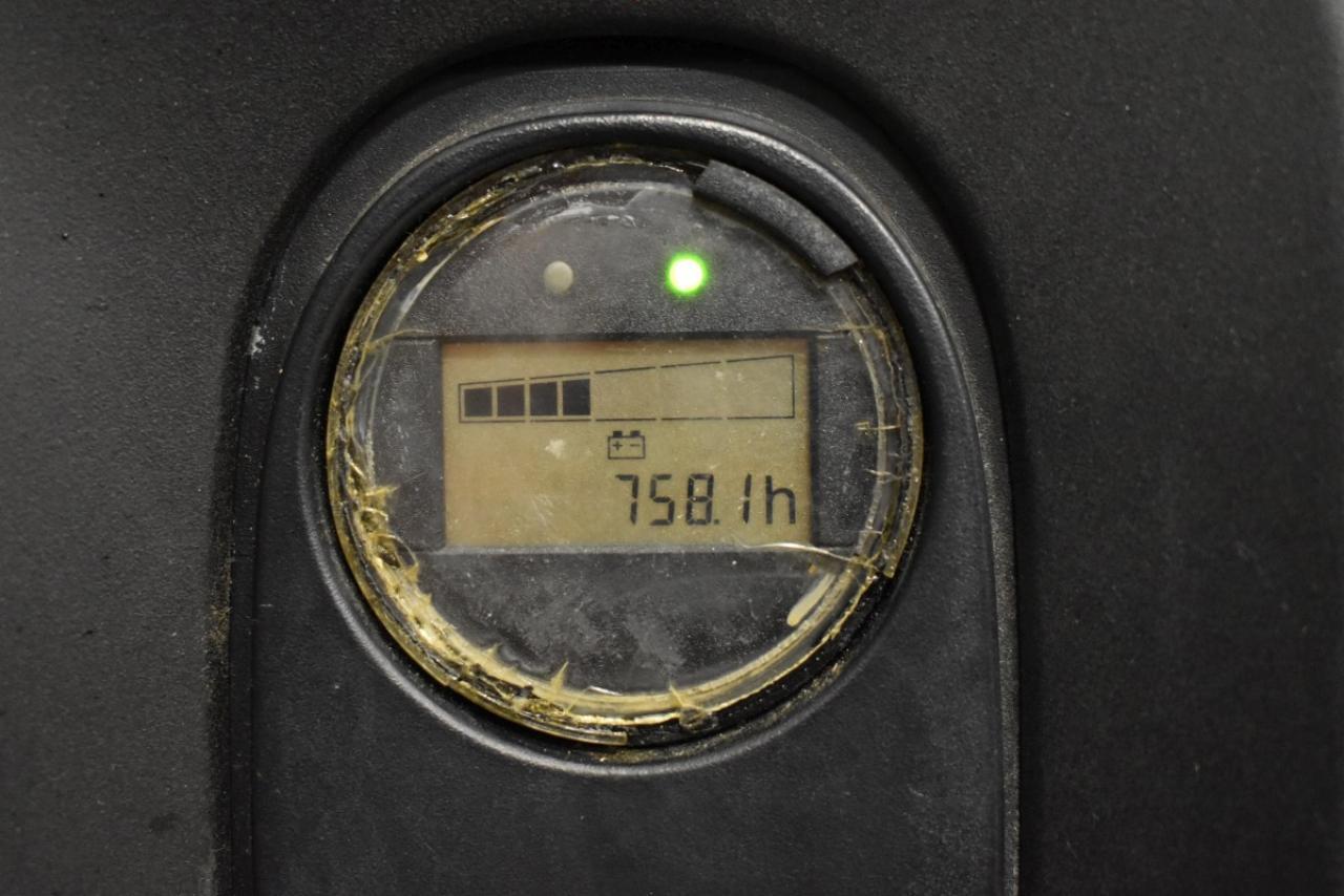 29006 LINDE L 12 - Battery, 2010, only 758 hrs