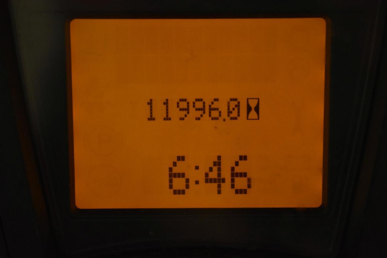 29140 LINDE H 16 T-01 - LPG, 2015, BP, volný zdvih, Triplex
