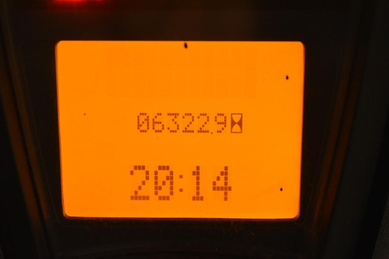 29229 LINDE H 25 T-01 - LPG, 2010, polokabina, BP, pouze 6321 mth