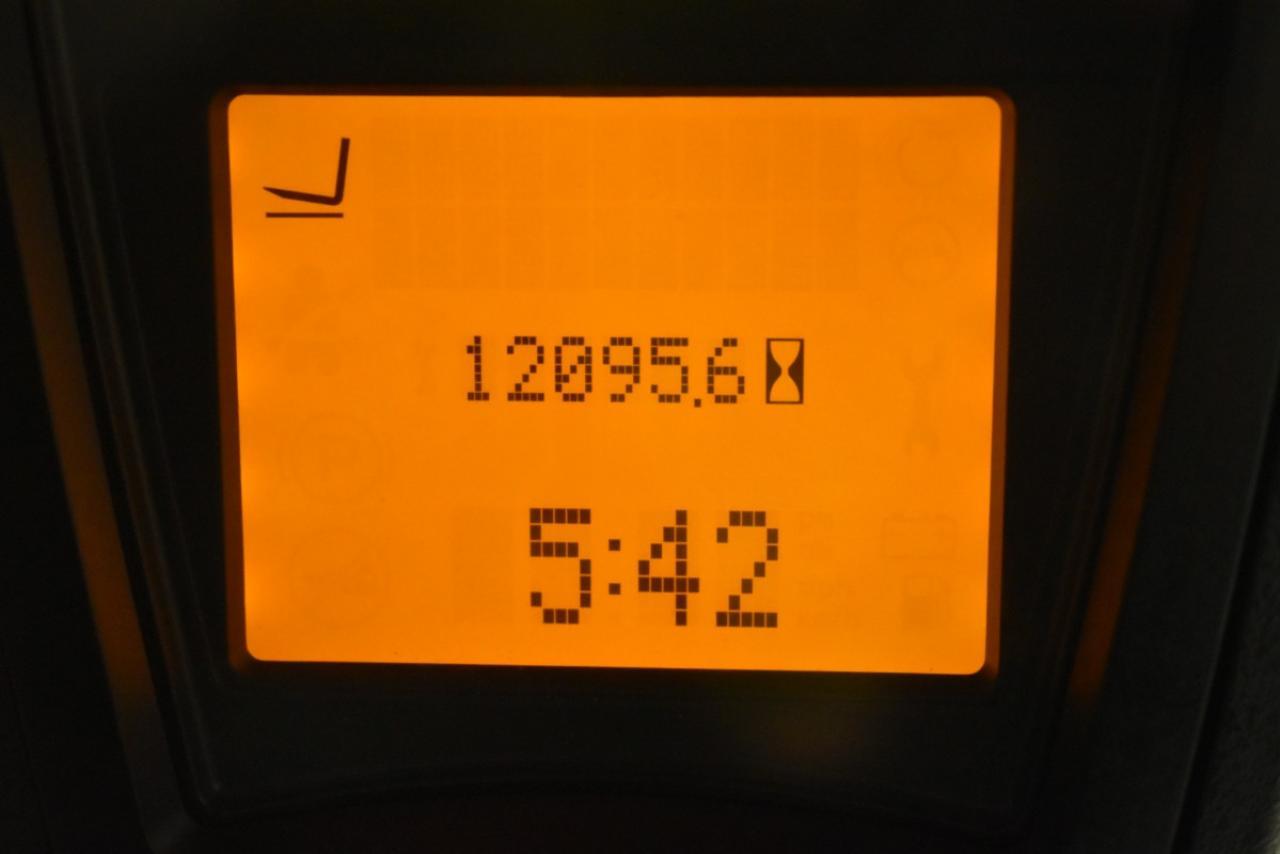 29428 LINDE H 20 T-01 - LPG, 2014, Kabina, BP, volný zdvih, Triplex