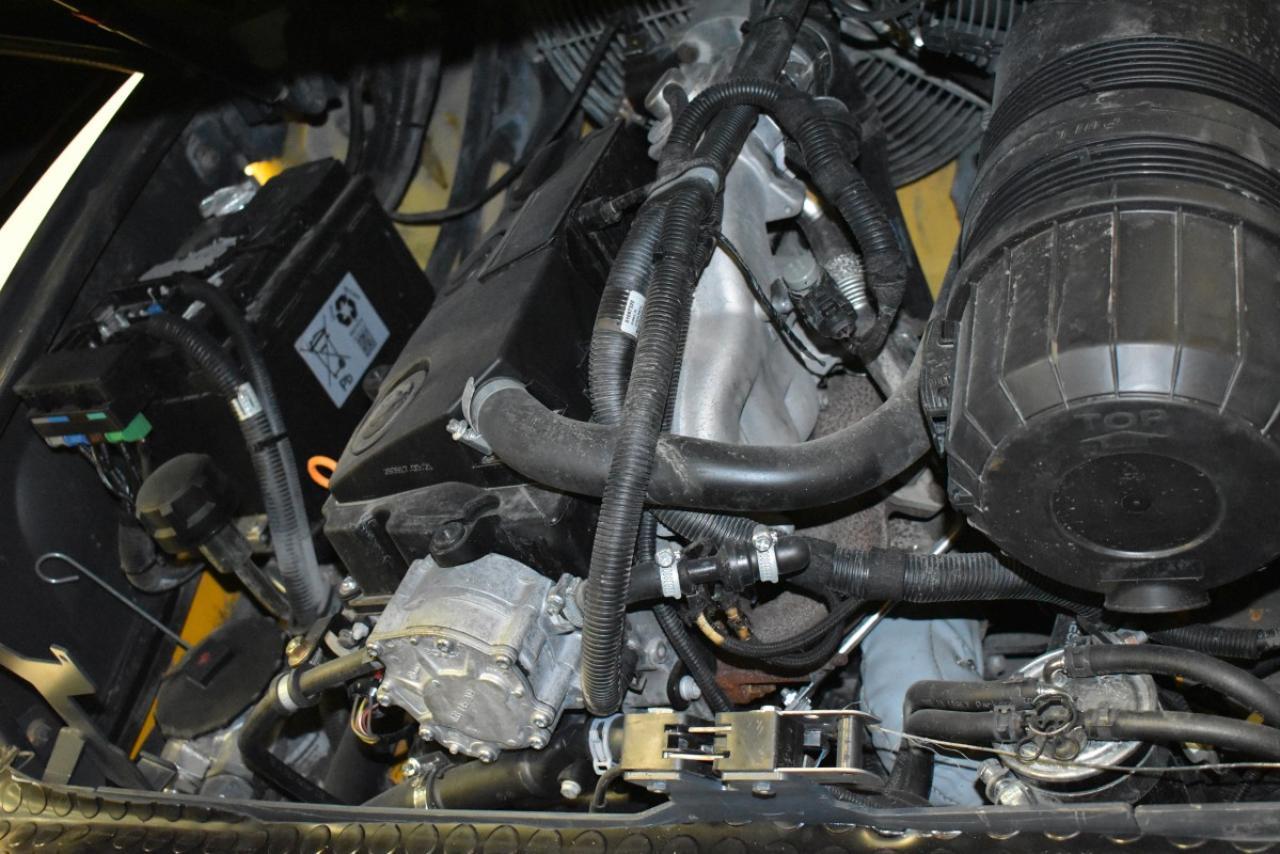 29658 JUNGHEINRICH DFG 430 S - Diesel, 2012, polokabina, BP+HSV, volný zdvih, Triplex