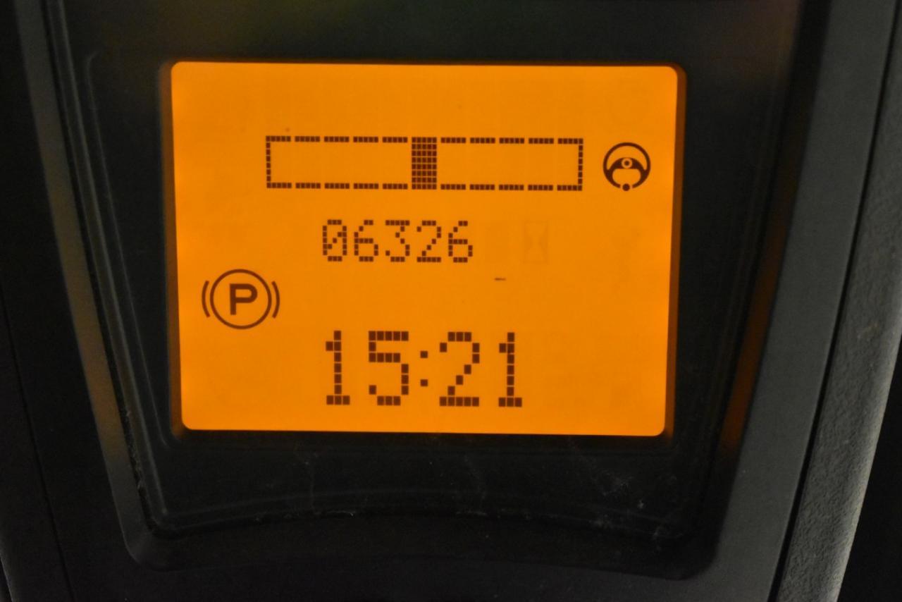 29757 LINDE E 14-02 - AKU, 2014, BP, voľný zdvih, TRIPLEX, iba 6325 mth