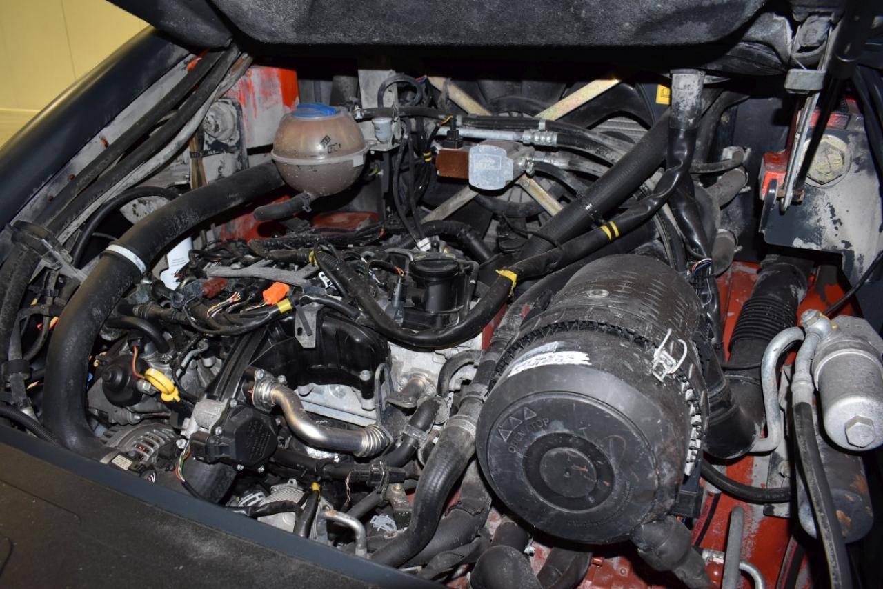 29851 LINDE H 50 D-02 - Diesel, 2013, Kabina, BP