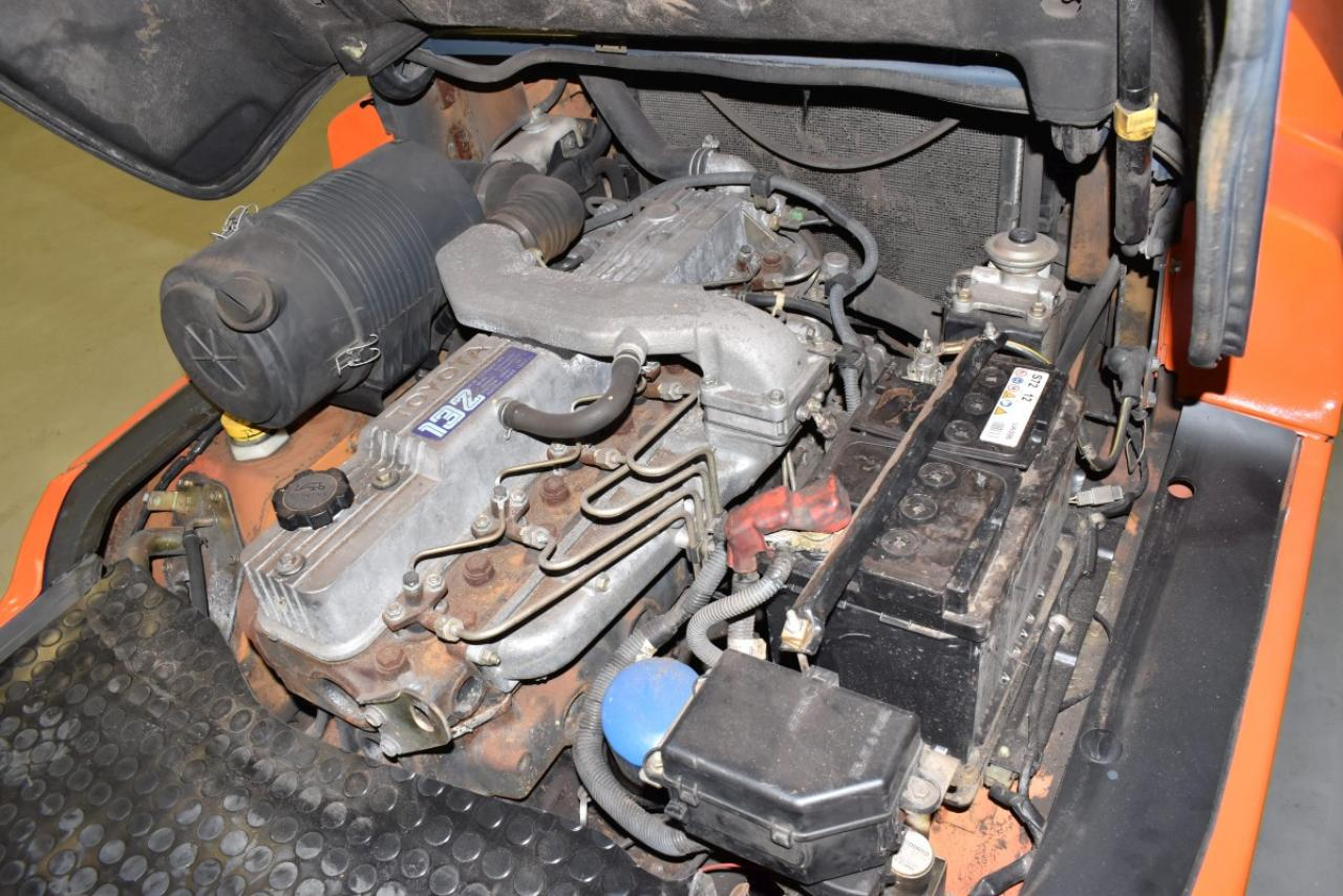 29914 TOYOTA 02-7FD35 - Diesel, 2002, SS, only 6231 hrs