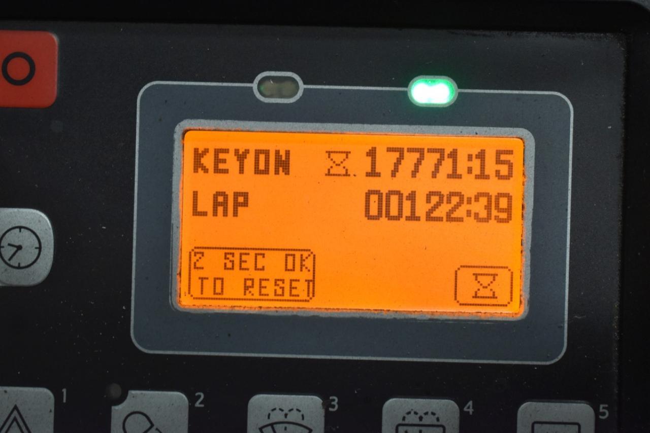 30194 TOYOTA 8FBMT25 - AKU, 2014, HSV