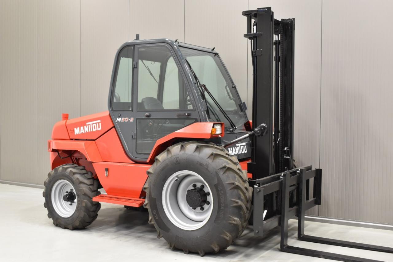 30287 MANITOU M 30.2 - Diesel, 2000, Kabina, BP