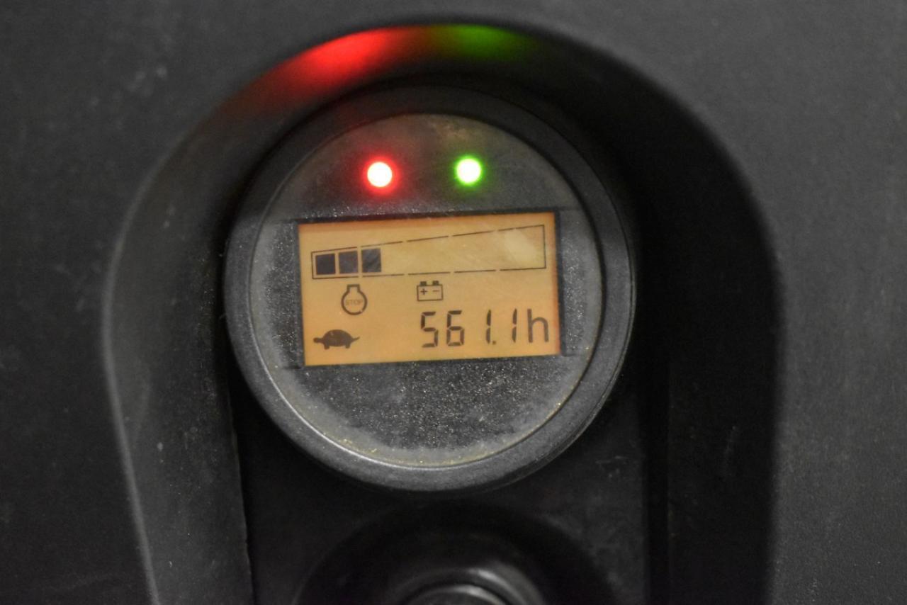 30344 STILL EXV 10 - AKU, 2012, pouze 561 mth