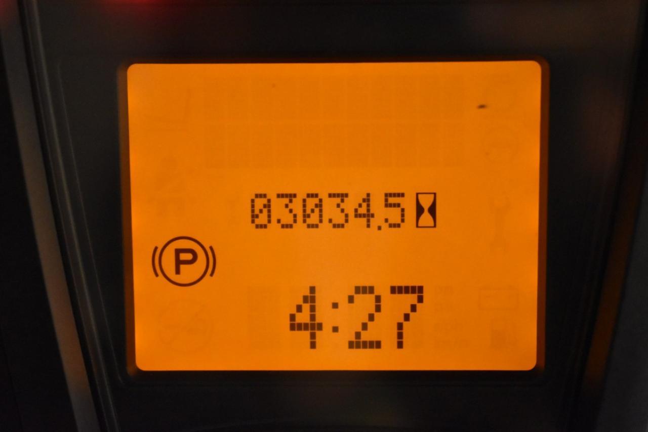 30442 LINDE H 16 T-01 - LPG, 2015, polokabina, pouze 3033 mth,  ZADÁNO