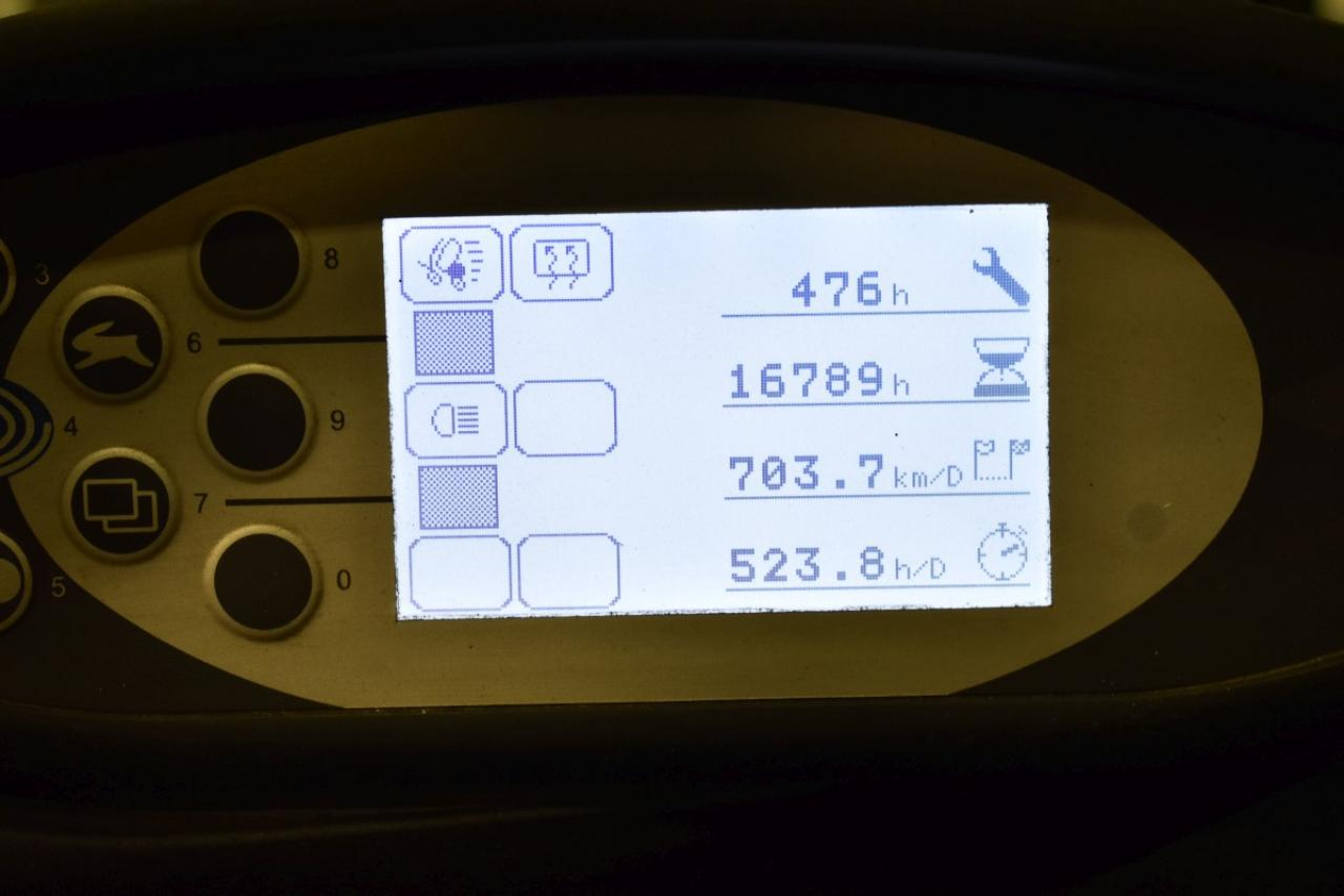 30478 STILL RX 60-50 - AKU, 2012, Kabina, BP+HSV