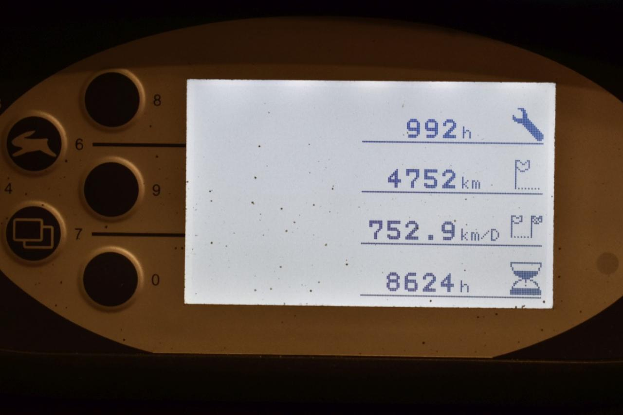 30537 STILL RX 50-15 - AKU, 2015, BP, volný zdvih