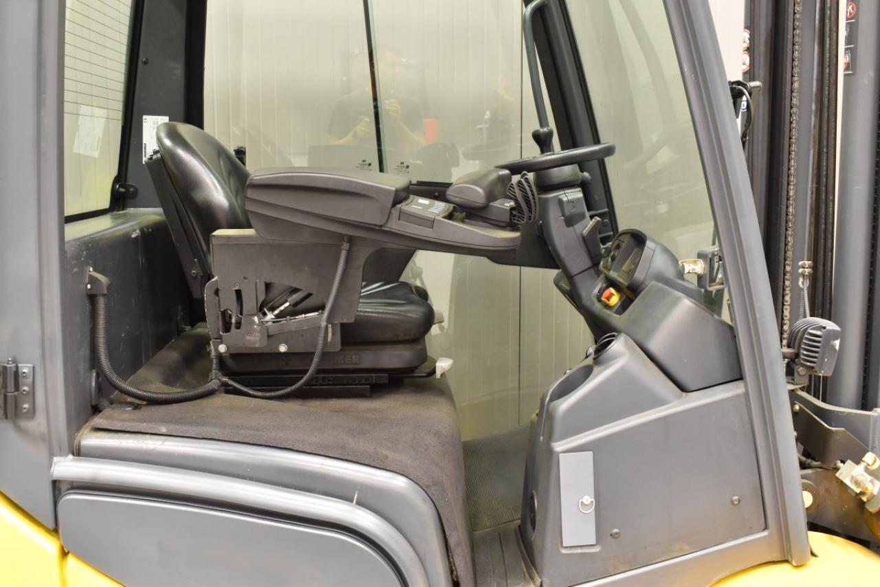 30728 JUNGHEINRICH DFG 430 S - Diesel, 2015, Kabina