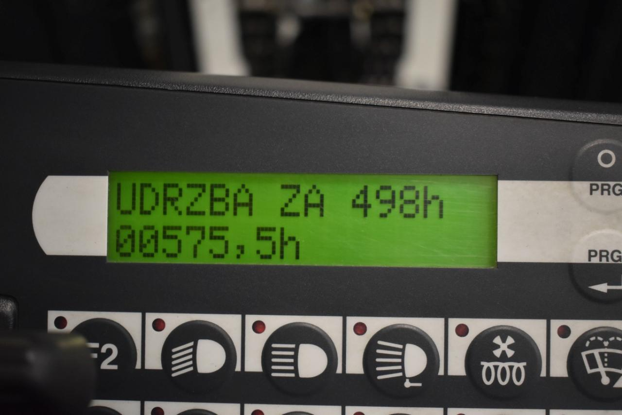 30781 STILL R 70-35 T - LPG, 2005, BP, volný zdvih, Triplex, pouze 575 mth