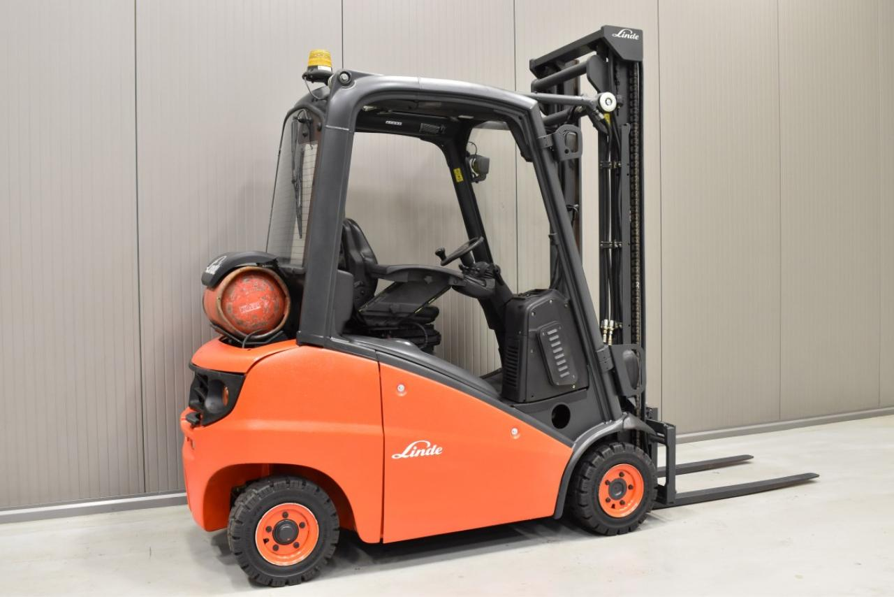 30910 LINDE H 16 T-01 - LPG, 2014, polokabina, BP