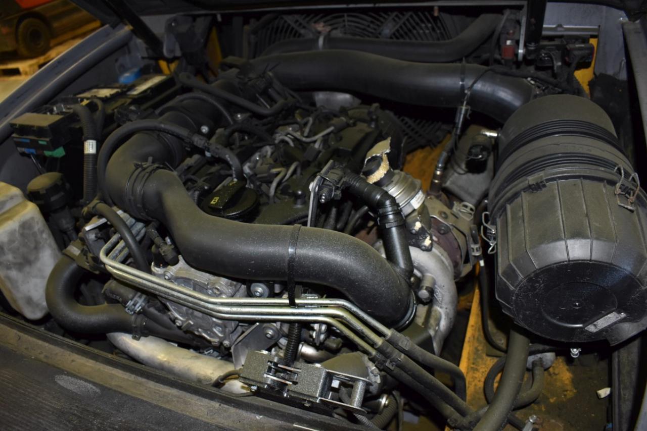 30919 JUNGHEINRICH DFG 435 S - Diesel, 2016, polokabina, BP